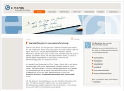 e-mares Innovationsforschung