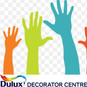 DONATION CONFIRMED FROM DULUX ALTRINCHAM.