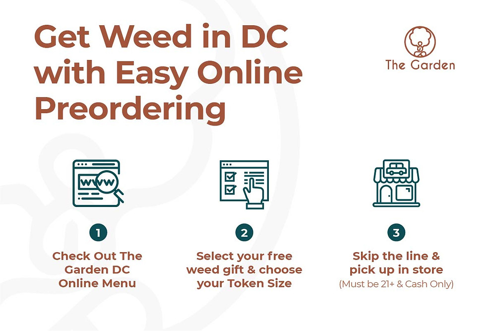 get weed in dc