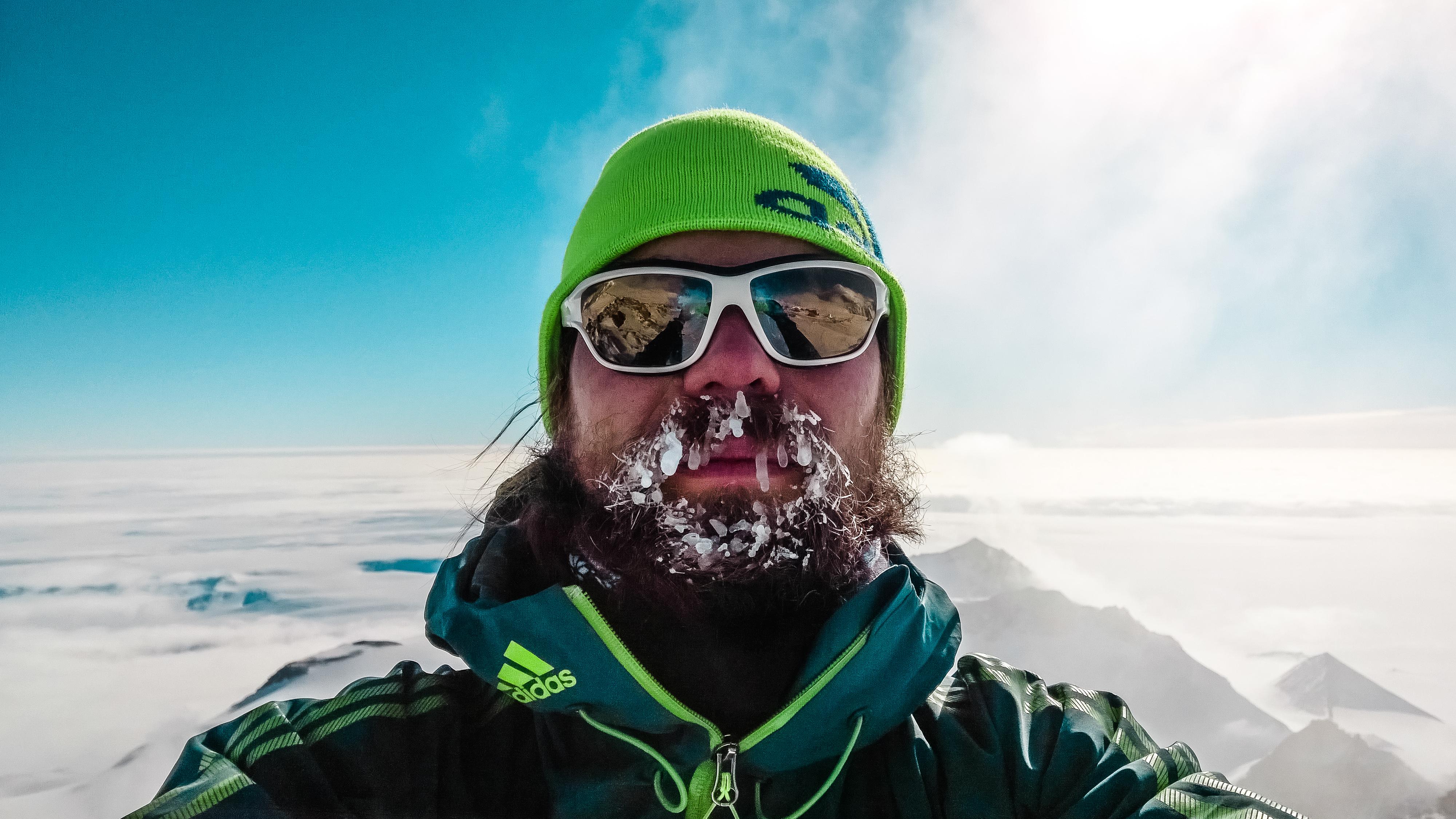 Martin Szwed, Tespack, Antarctica--118