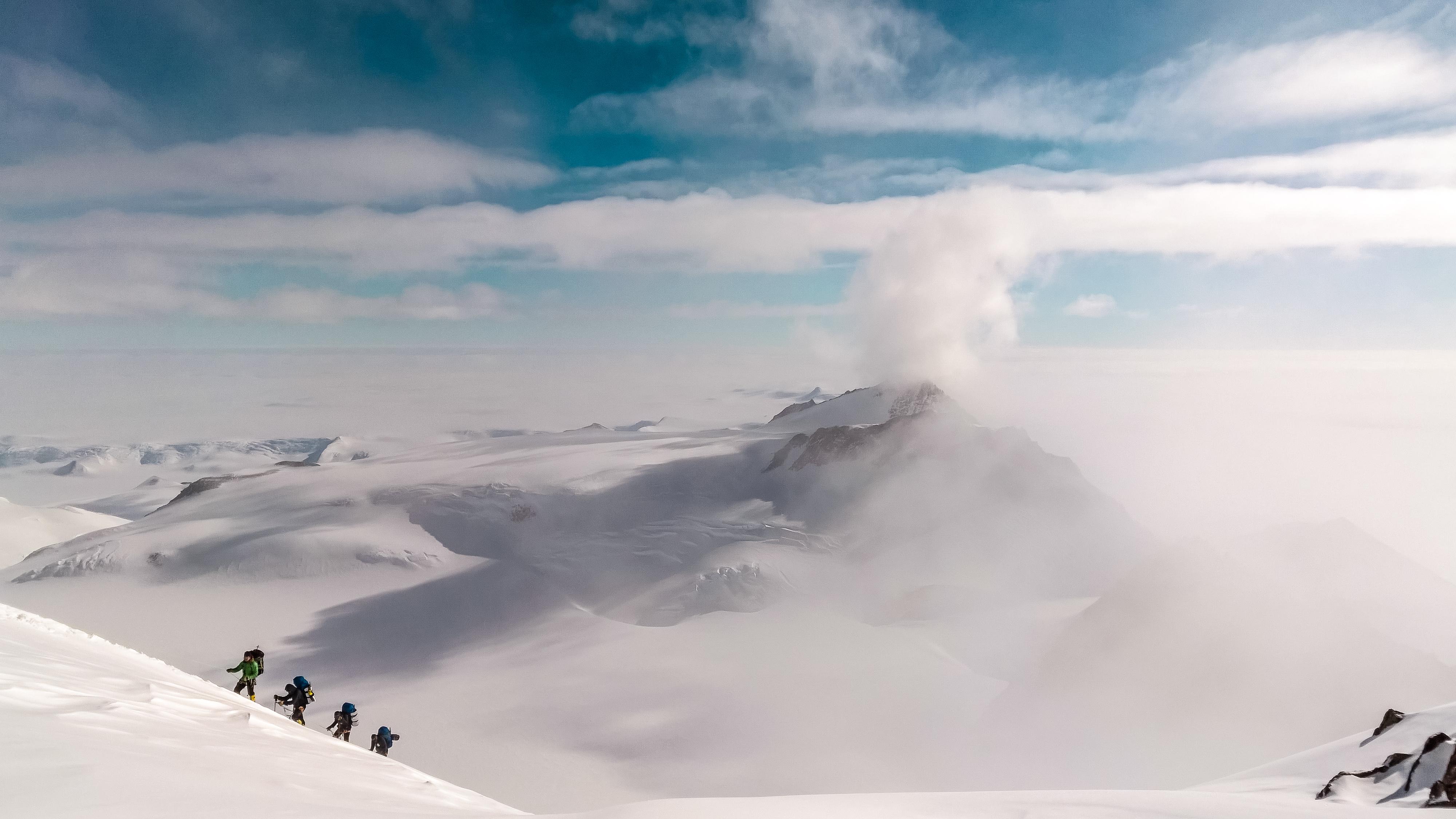 Martin Szwed, Tespack, Antarctica--52