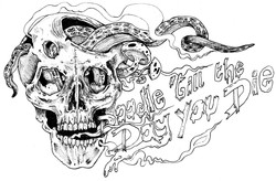 4 _Doodle till the day you die_ Mackenzie Wade