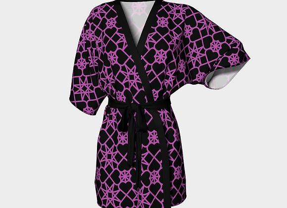 Star Crossed Love Kimono