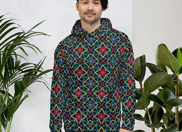 Neon Neurosis Pullover Hoodie