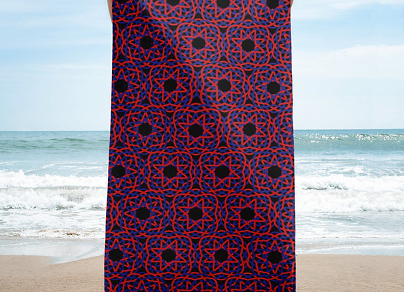 Dynamic Tokamak Beach Towel