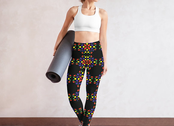 Citrus Sun Leggings