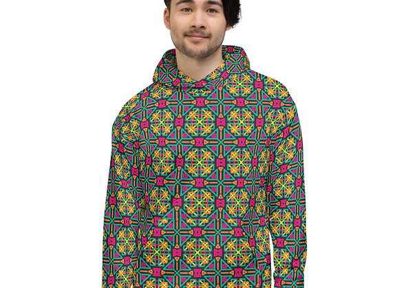 Retro Realizations Pullover Hoodie