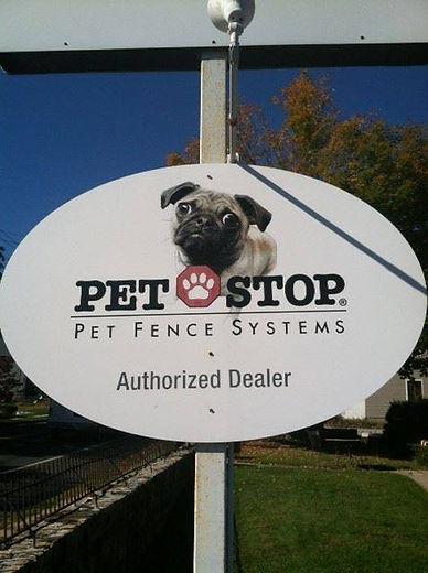 Pet Stop authorized dealer