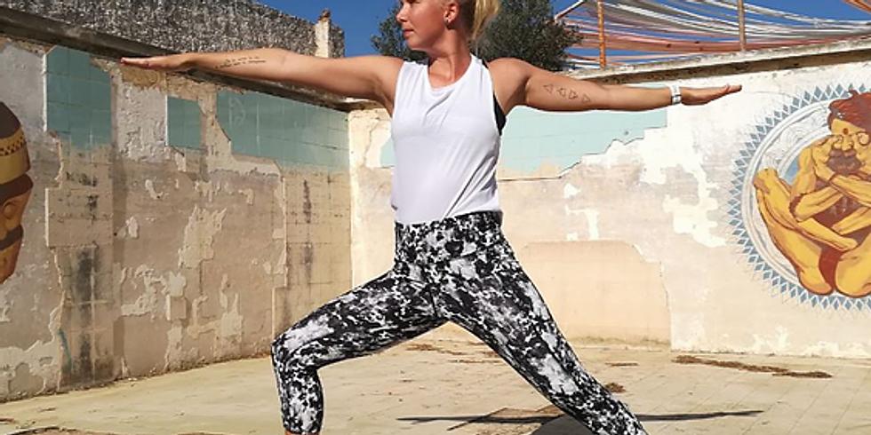 Yoga mit Lisa in der Solarcity