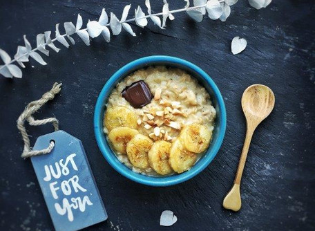 Achtsames Porridge