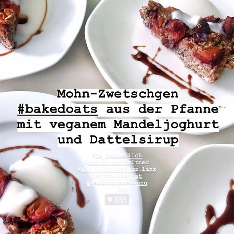 Baked Oats