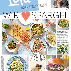 Yoga Cuisine im Gusto Lola Magazin