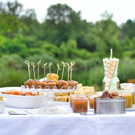WARTELISTE - Yoga & Cuisine Brunch