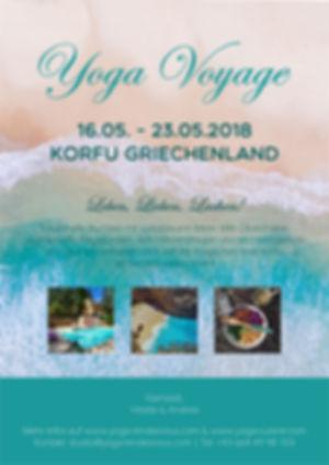 Yogaurlaub Yogareise