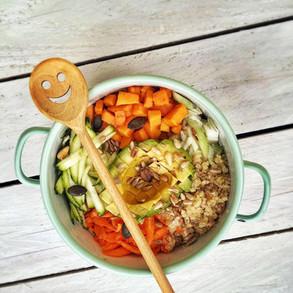 Quinoa-Salat | ideal TOGO