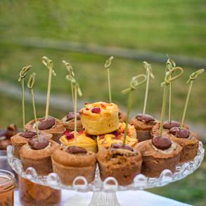 Buttermilch-Dattel Muffins