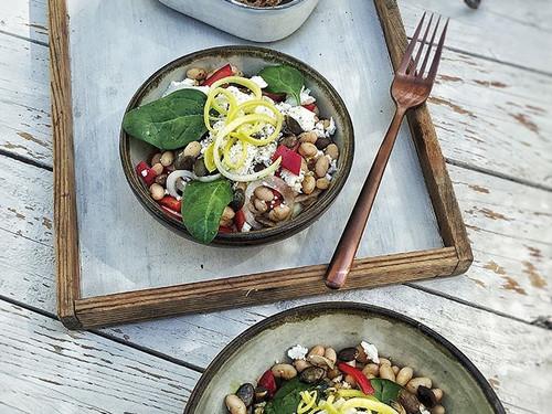 Mix & Match Bohnensalat