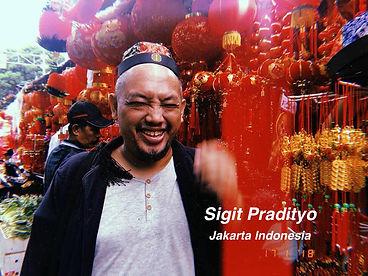 Sigit Pradityo Artist with Issues FU INS