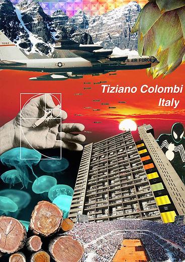 Tiziano Colombi Architetto Artist with I