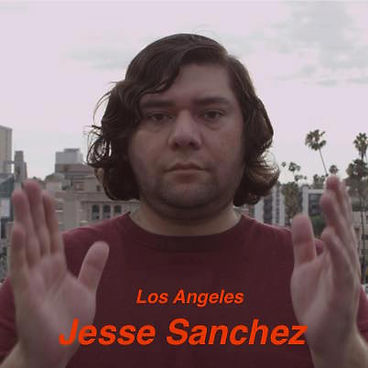 Jesse Sanchez Artist with Issues FU INST