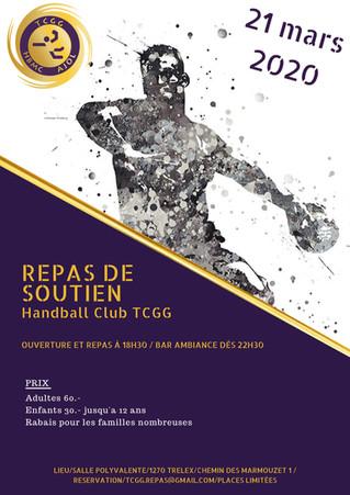 REPAS DE SOUTIEN 2020