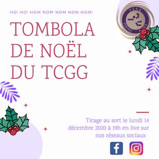 TOMBOLA DE NOËL
