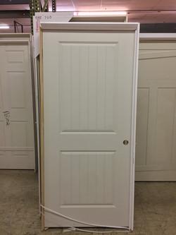 Many styles of interior doors