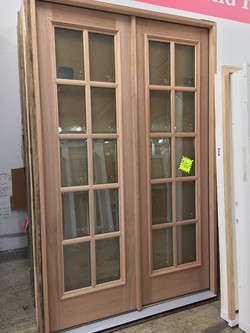 Special entry doors