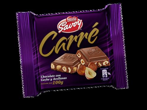 Chocolate Carré - Caja de 10 unidades