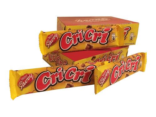 Chocolate Cricri -12 unidades