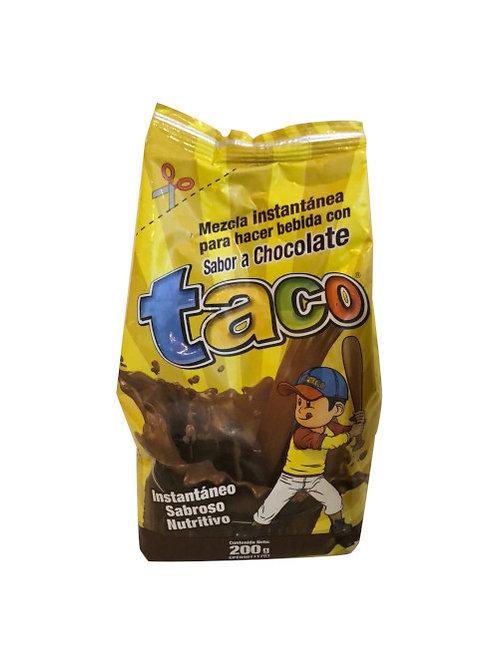 Taco Chocolate
