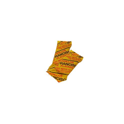 Bocadillos de Plátano - 36 Unidades