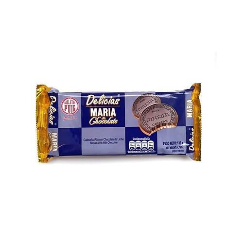 Galleta María de Chocolate