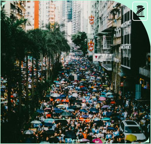 Hongkong's Cry for Democracy