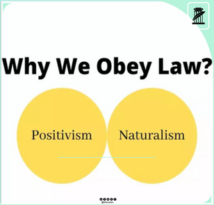 Why We Obey Law - Positivism or Naturalism?