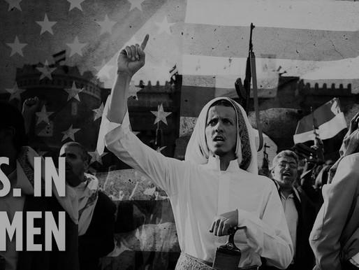 Policy Reset Joe Biden and Yemeni Civil War