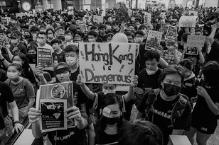 End of Hongkong's Limited Autonomy - People See Britain as their Home