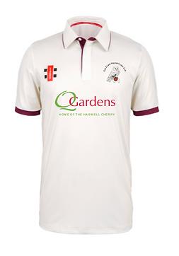 White short sleeve q gardens.png