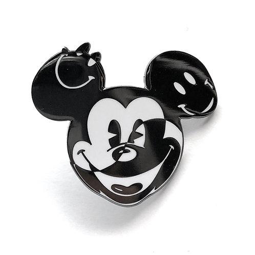 Mickey Smile Pin