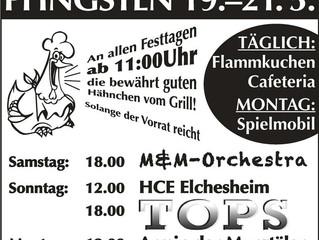 Pfingstmontag Lovehunter live