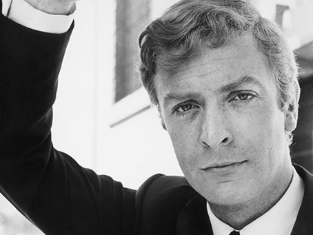"""Use the difficulty!"" - Michael Caine"