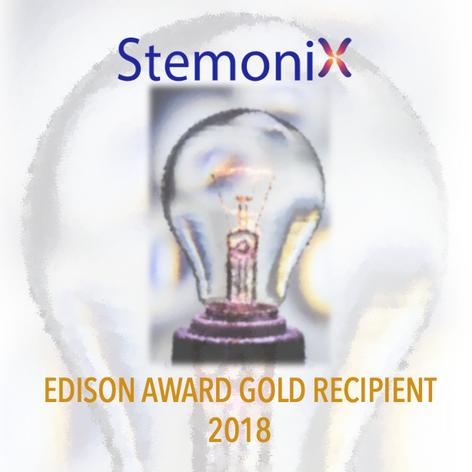 StemoniX microHeart wins Edison GOLD!