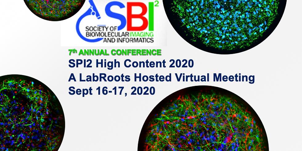SBI2 High Content Meeting