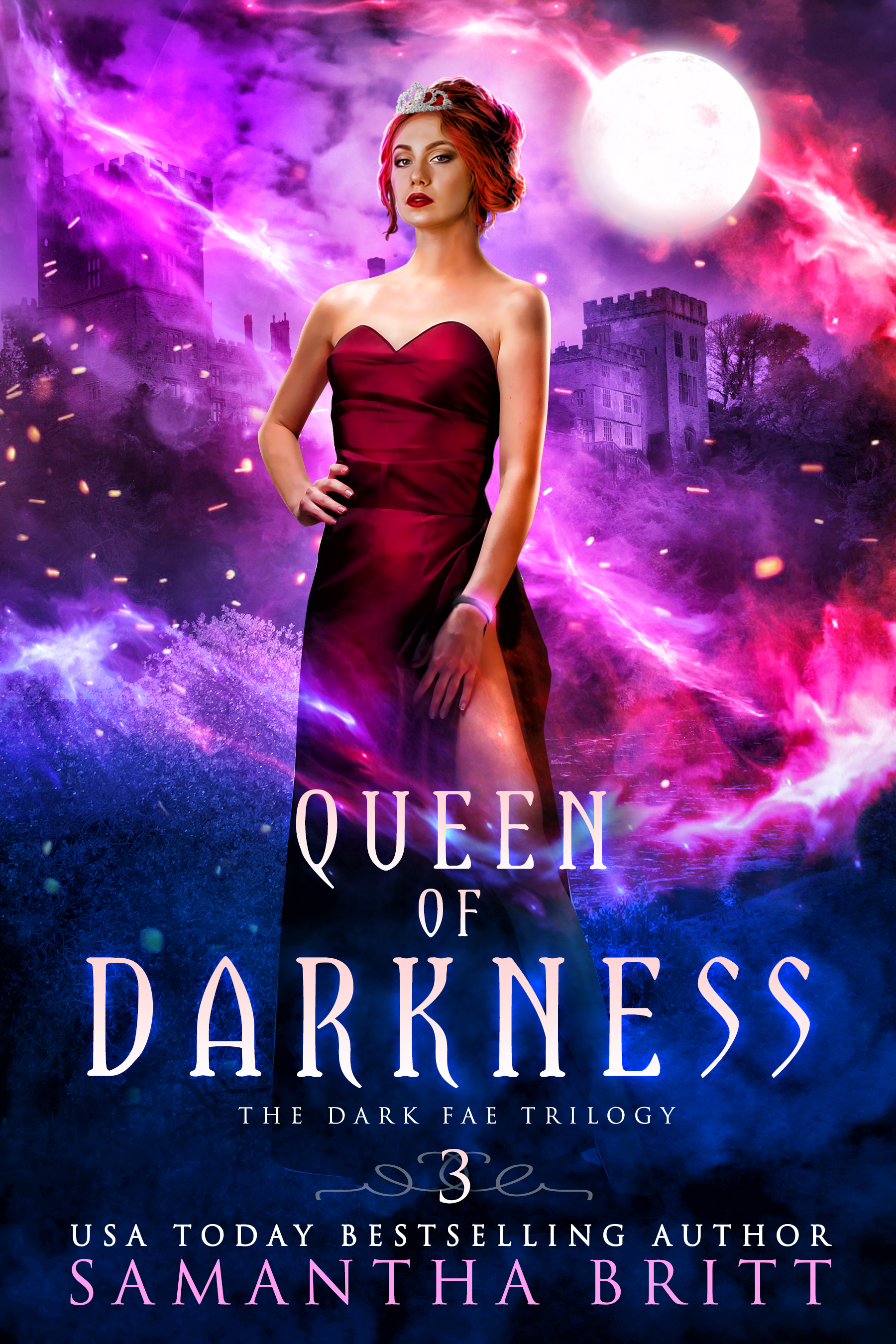 Queen of Darkness - Book 3