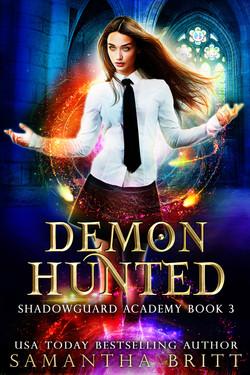 Demon Hunted: Book 3