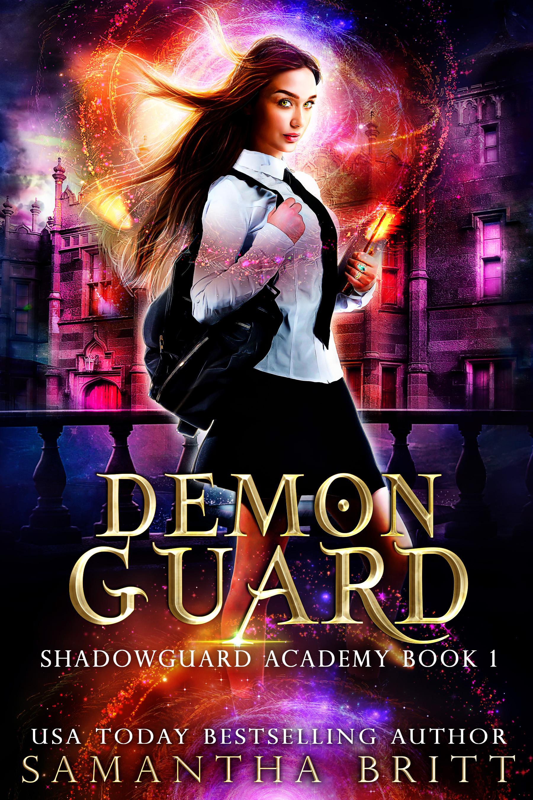 Demon Guard: Book 1