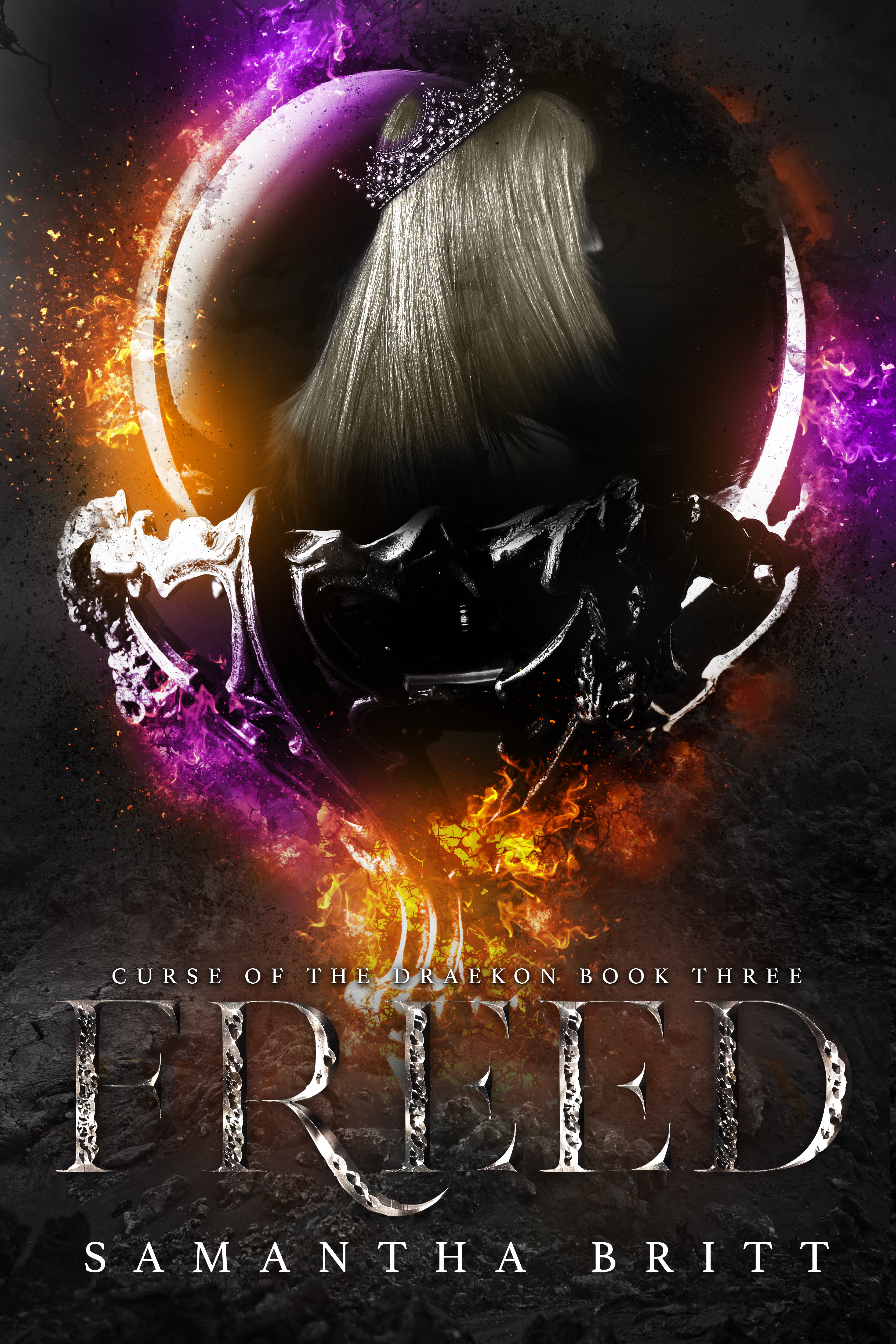Freed - Curse of the Draekon Book Three