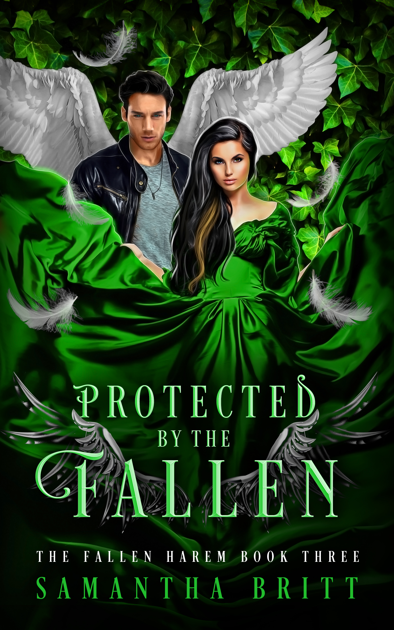 Protected by the Fallen - Book 3