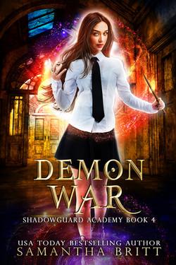 Demon War: Book 4