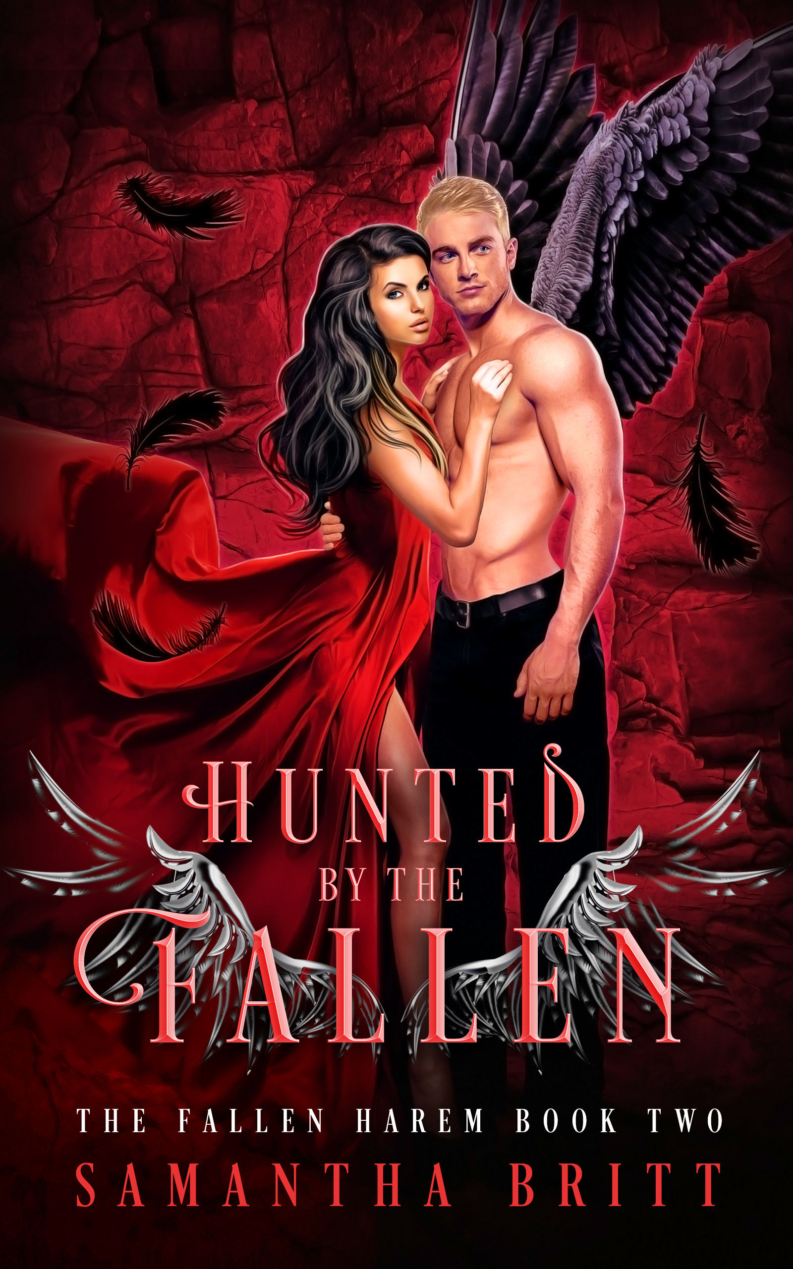 Hunted by the Fallen - Book 2